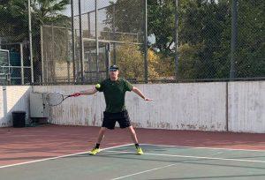 בחירת מחבט טניס